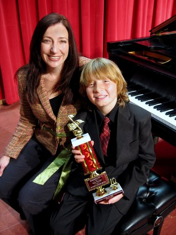 Young Pianist Competition 2010